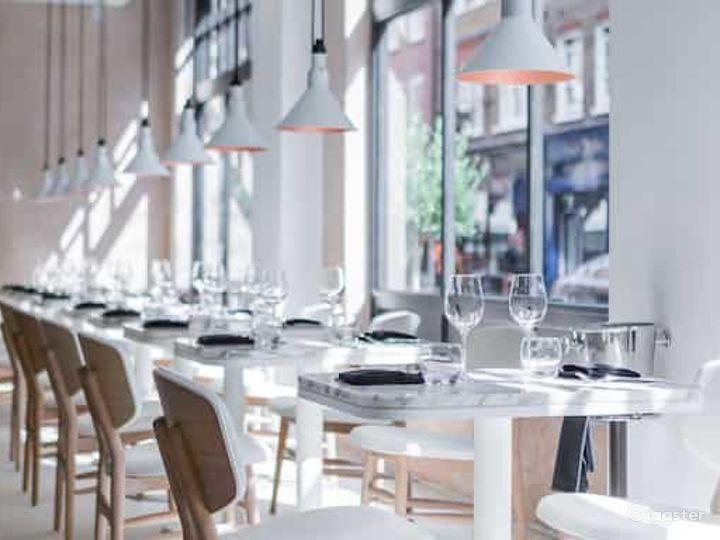 Contemporary Peruvian & Italian Restaurant in Mercer Street, London Photo 4