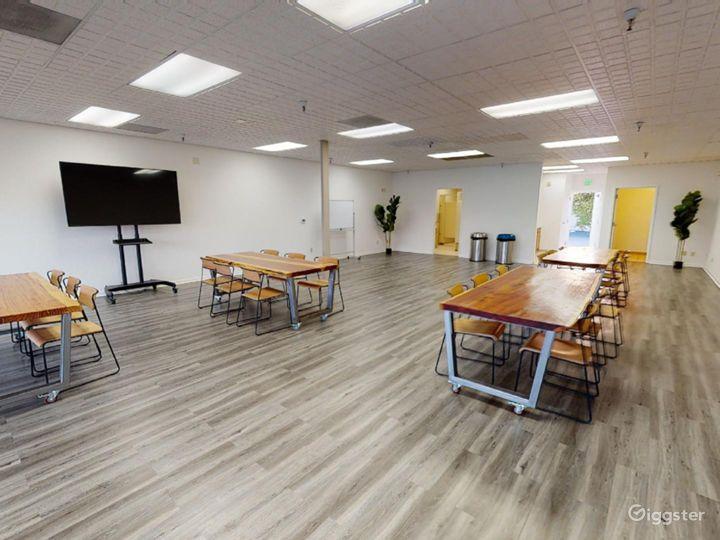 Spacious Workshop Venue in Antioch  Photo 3