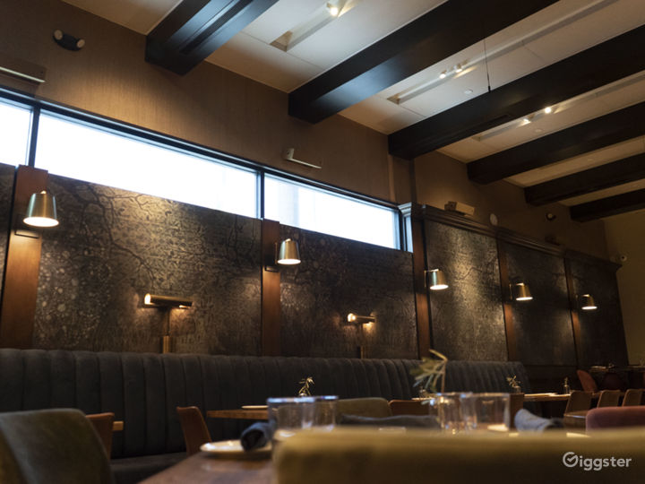 Elegant LA Eatery Ideal for Film and Luxe Events Photo 5