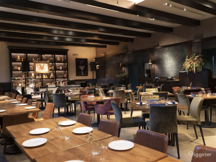 Elegant LA Eatery Ideal for Film and Luxe Events Photo 2
