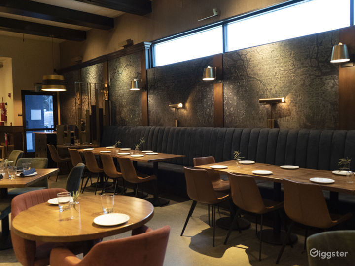 Elegant LA Eatery Ideal for Film and Luxe Events Photo 3