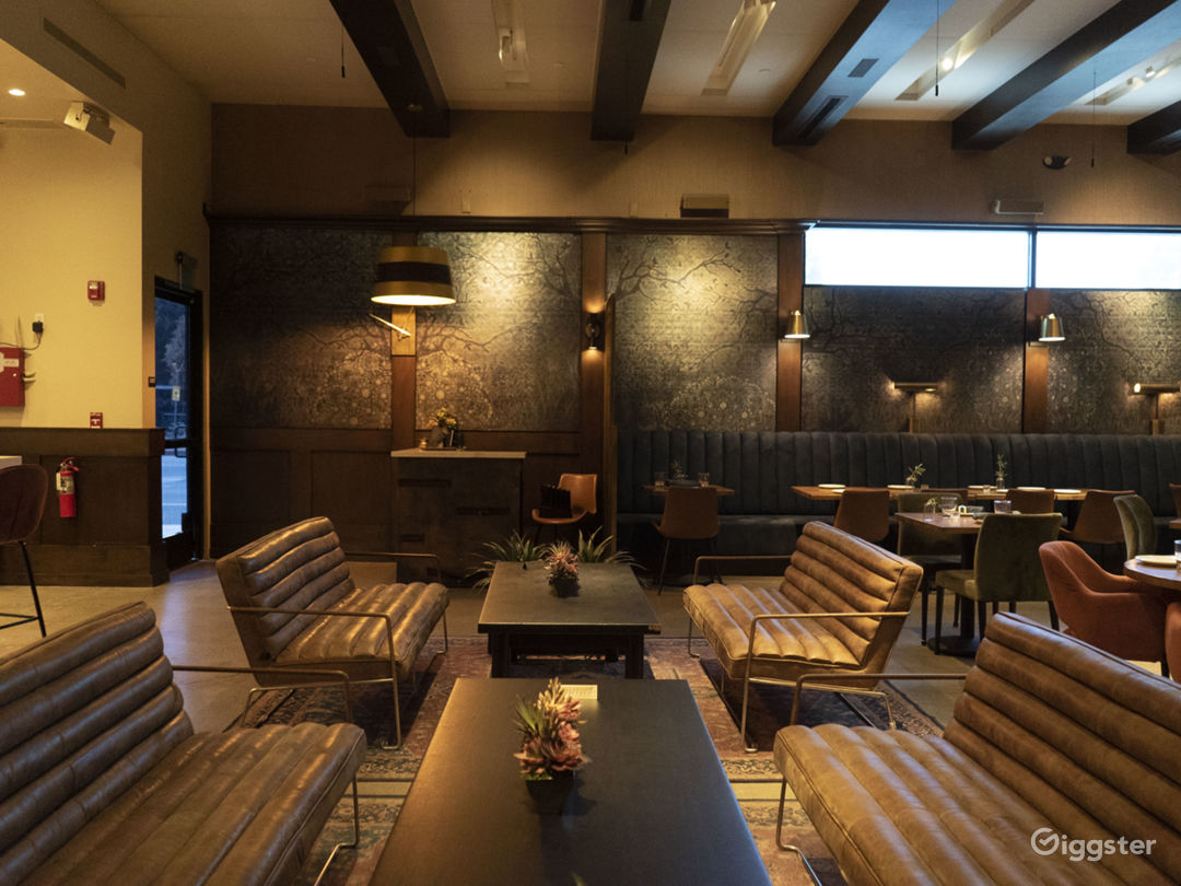 Elegant LA Eatery Ideal for Film and Luxe Events Photo 1