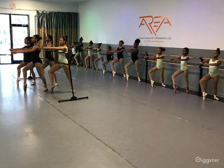 Dance Studio 3 in Atlanta Photo 3