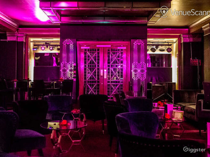 Art Deco Event Space and Bar in Bloomsbury Photo 3