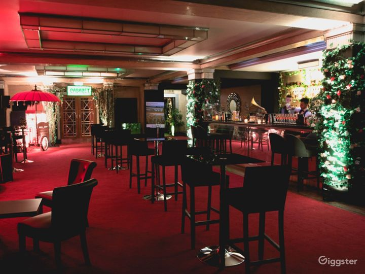 Art Deco Event Space and Bar in Bloomsbury Photo 4
