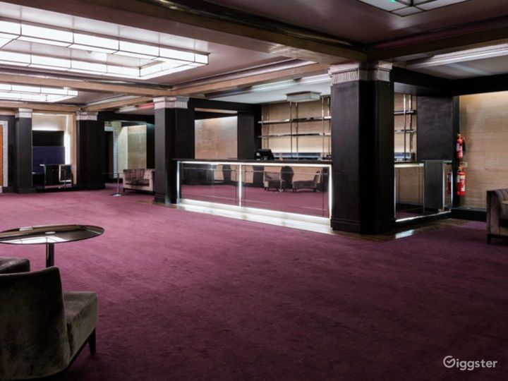Art Deco Event Space and Bar in Bloomsbury Photo 2