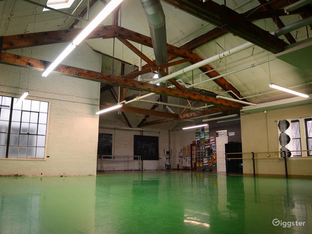 Studio 2 Downstairs