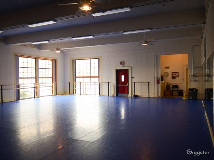 Studio 1 Downstairs
