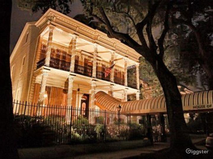 New Orleans Authentic Wedding Venue (BUYOUT)