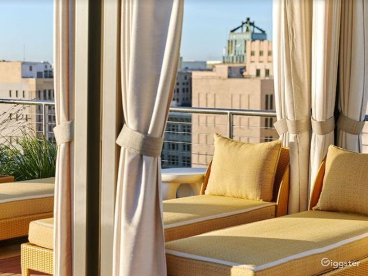 Rooftop with Sweeping Views in LA Photo 5