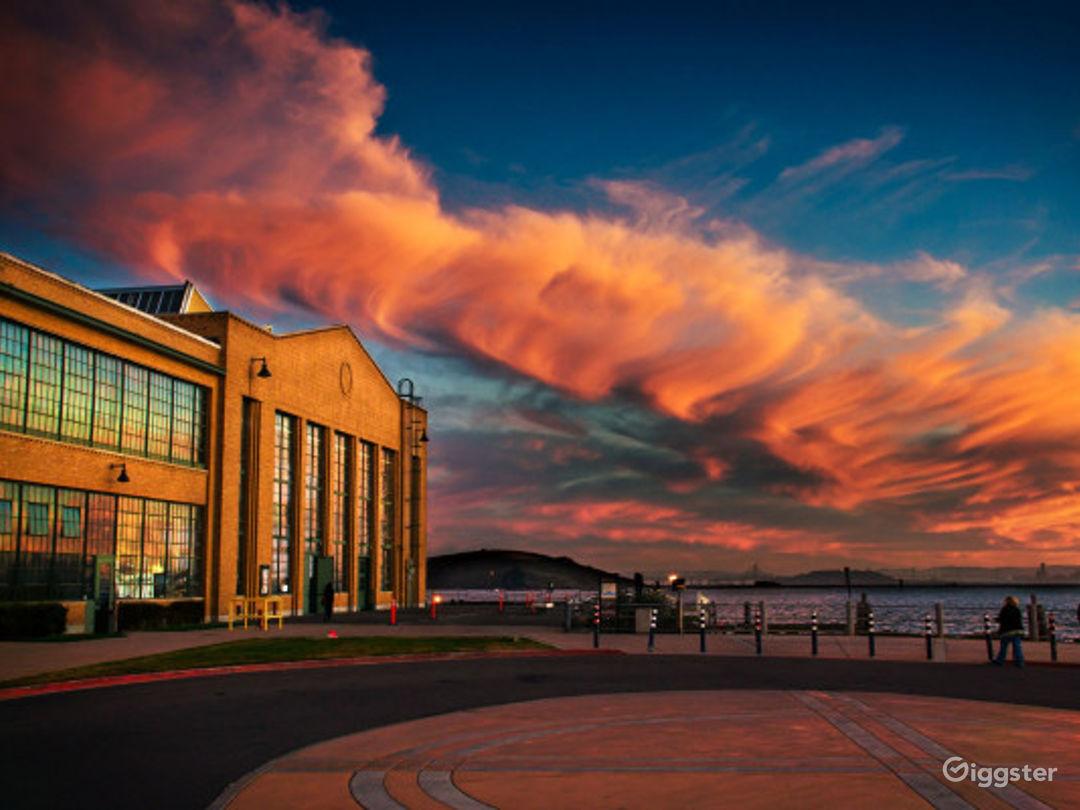 25 Acre Waterfront Pavilion in Richmond Photo 1