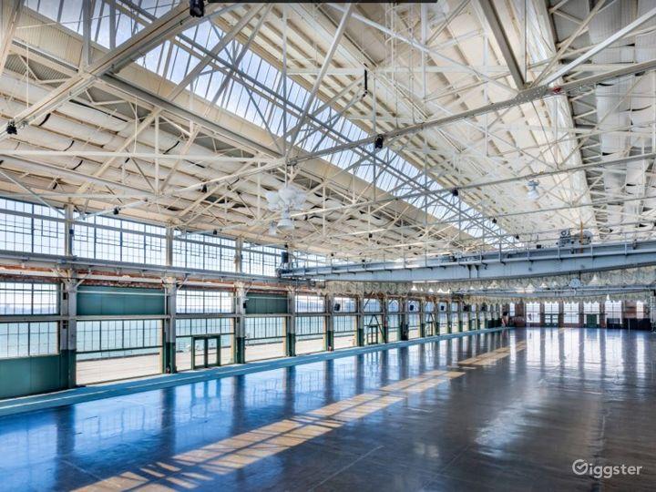 25 Acre Waterfront Pavilion in Richmond Photo 2