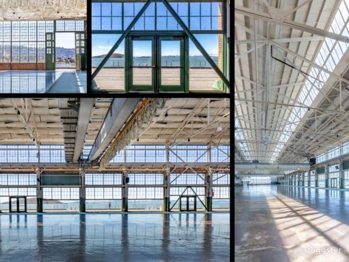 25 Acre Waterfront Pavilion in Richmond Photo 5