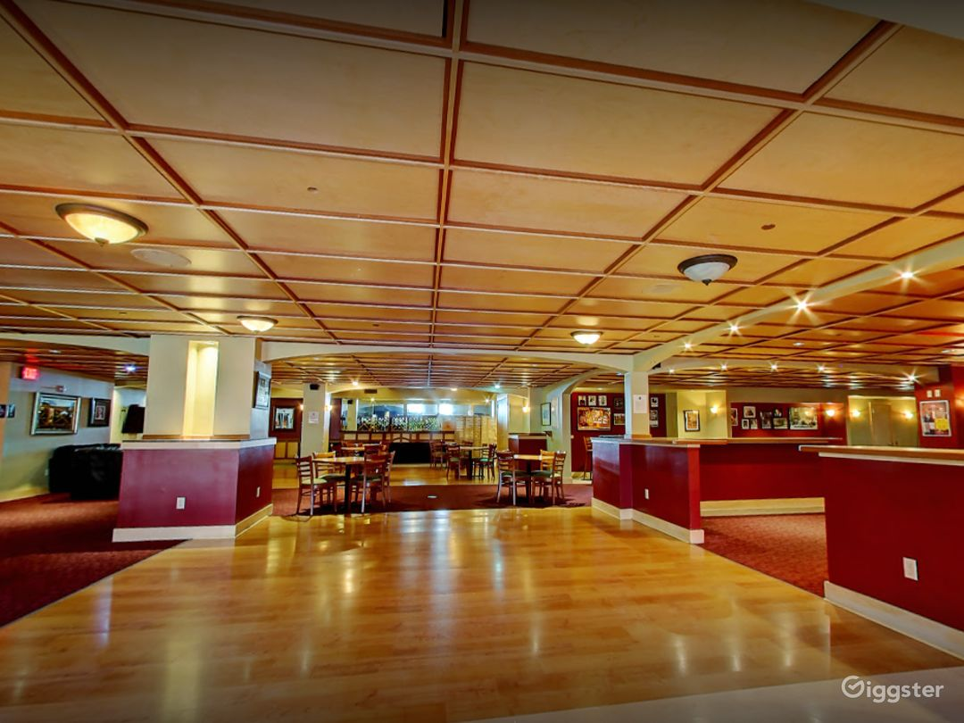 A Bar and Lounge Space with Dance Floor Photo 1