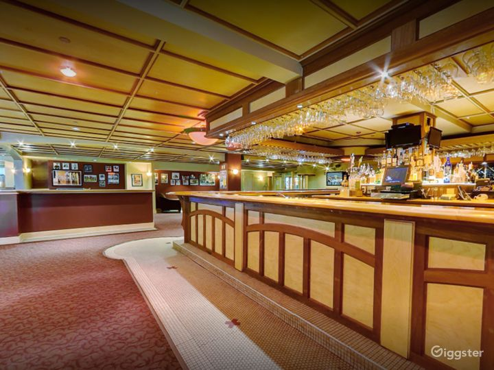 A Bar and Lounge Space with Dance Floor Photo 3