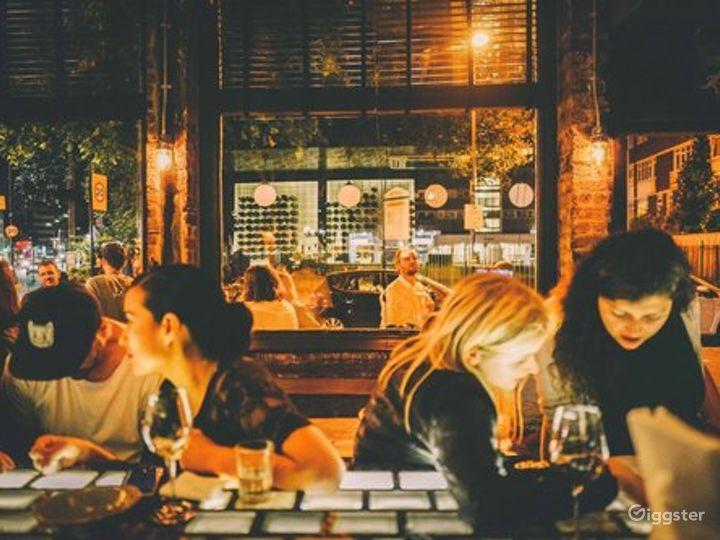 Aesthetic Restaurant in Hackney Road, London Photo 5
