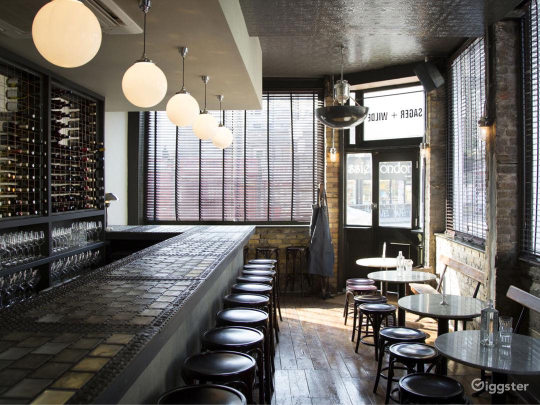 Aesthetic Restaurant in Hackney Road, London Photo 1