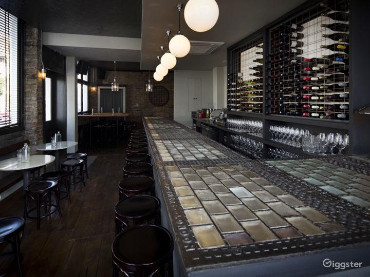 Aesthetic Restaurant in Hackney Road, London Photo 2