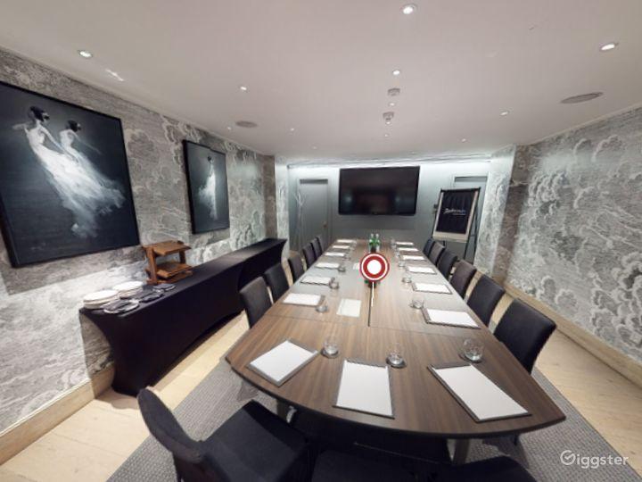 Impressive Private Room 1 in Leicester Square, London Photo 2