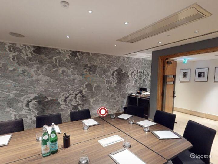 Impressive Private Room 1 in Leicester Square, London Photo 5