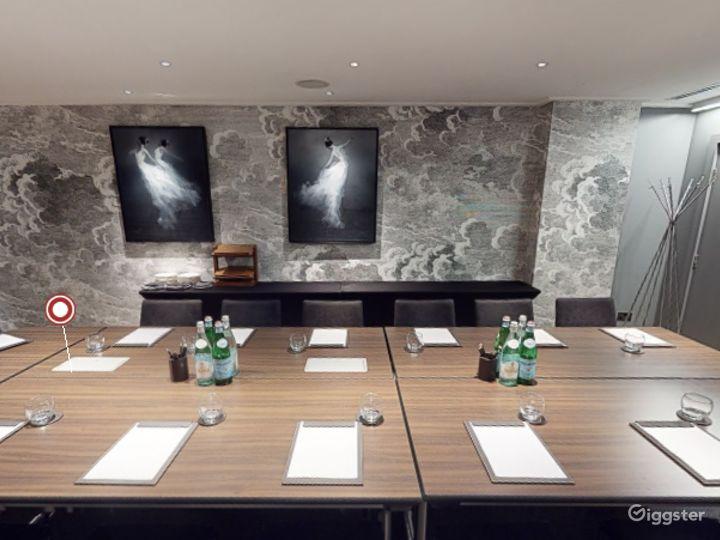 Impressive Private Room 1 in Leicester Square, London Photo 3