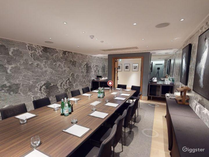Impressive Private Room 1 in Leicester Square, London Photo 4