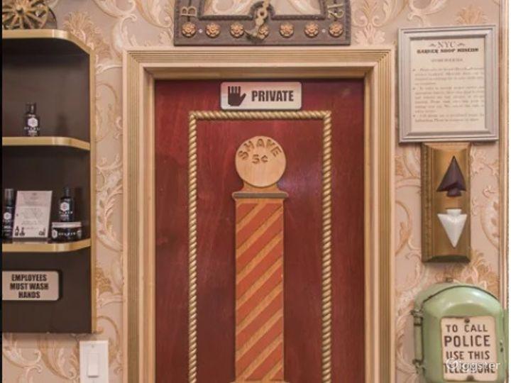 Elegant Barbershop Museum in New York City Photo 5