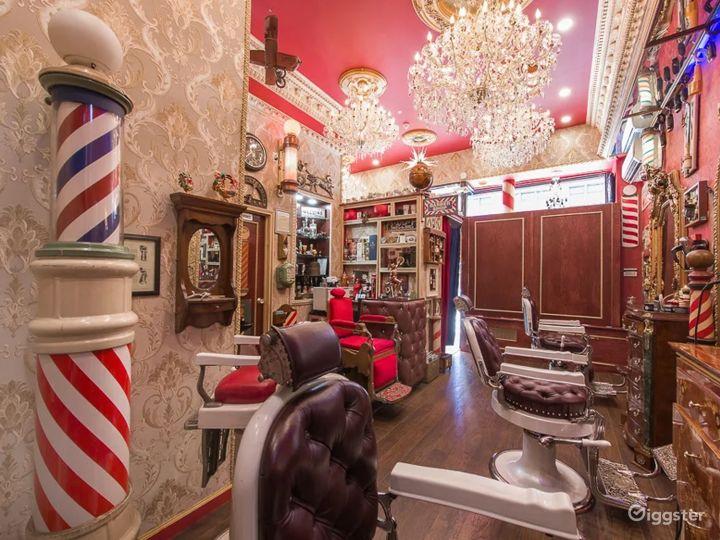 Elegant Barbershop Museum in New York City Photo 2