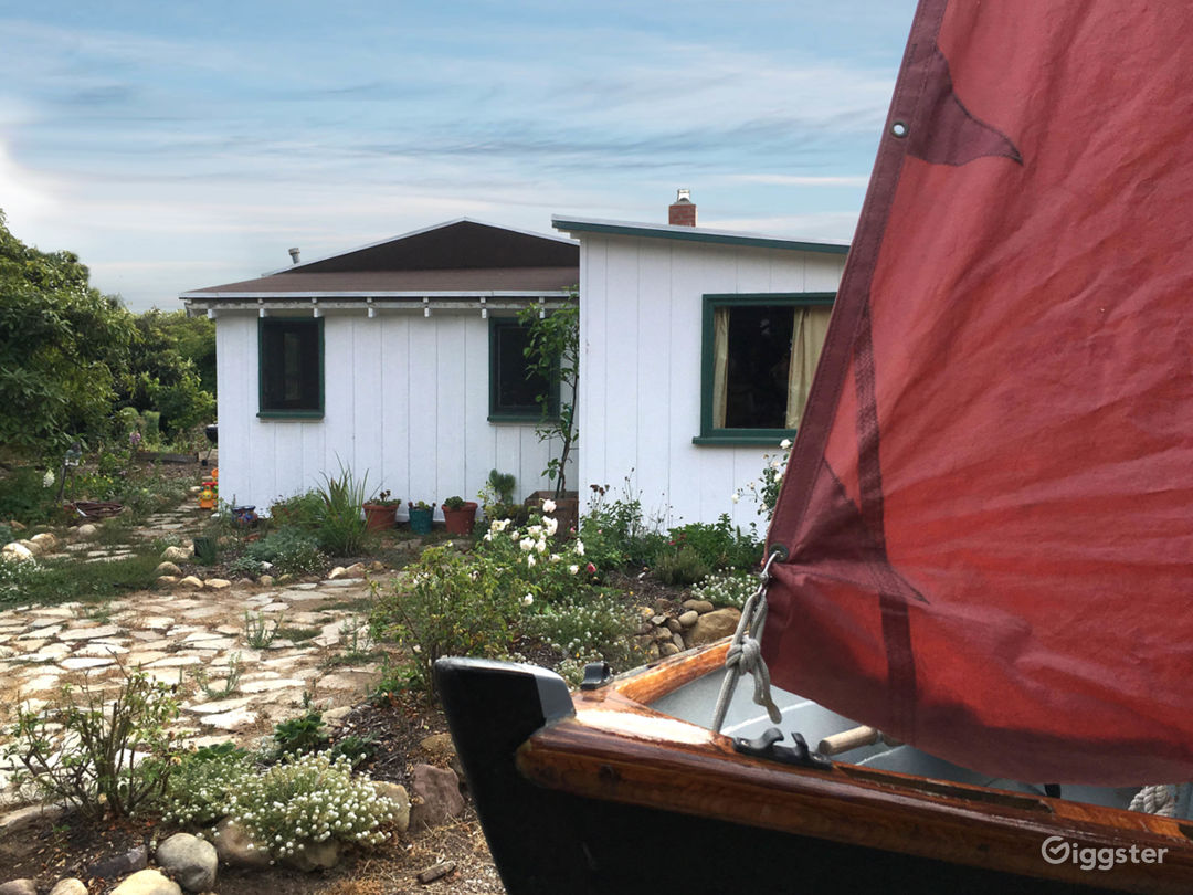 1800 Style Handmade Sail Boat Photo 3