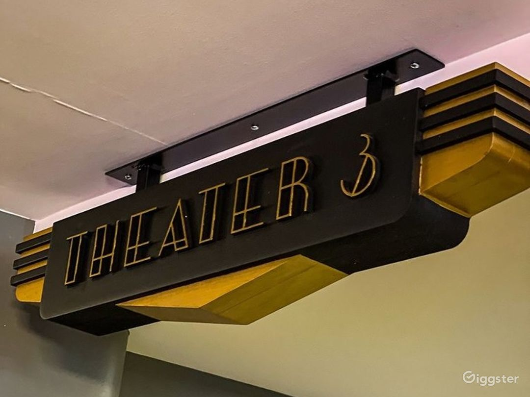 Theater Three in Chicago Photo 1
