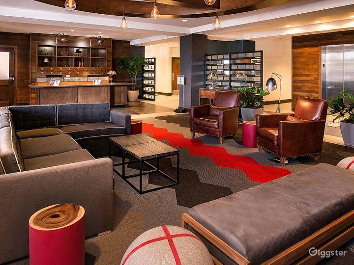 Stunning Hotel Lobby in Kalamazoo Photo 3