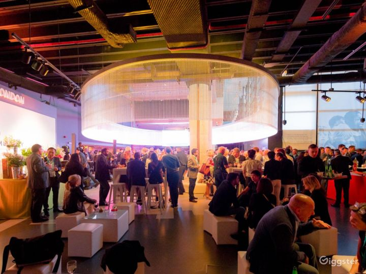 The London Ellipse Hall inside the Museum in London Photo 3