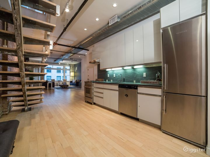 Flatiron Penthouse in New York Photo 2