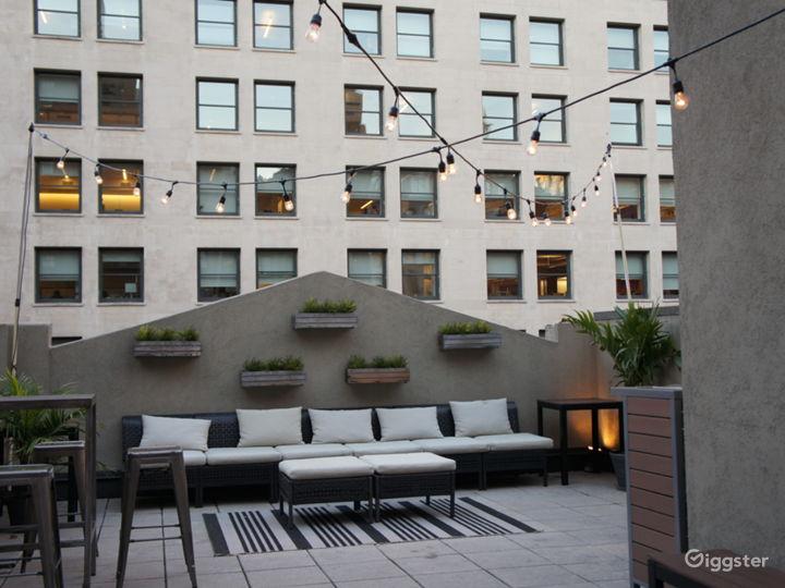 Flatiron Penthouse in New York Photo 3