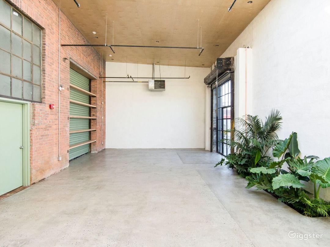 Sunny Minimalist Plant-Filled Studio  Photo 5