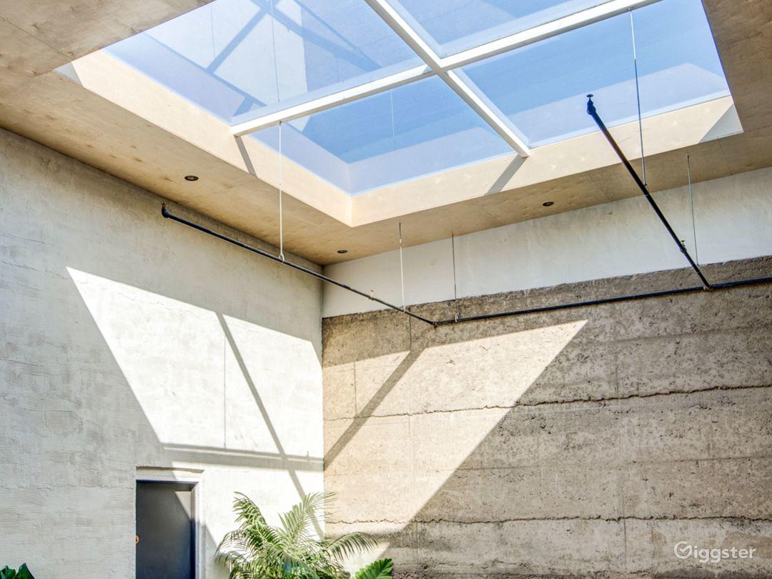 Sunny Minimalist Plant-Filled Studio  Photo 4