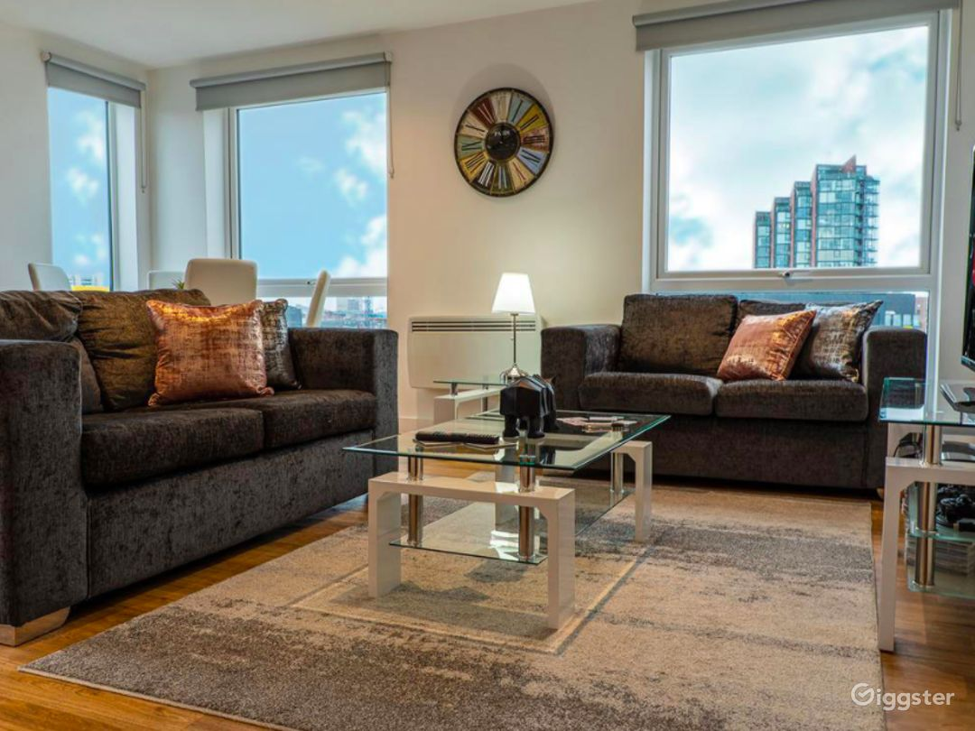 Piccadilly Penthouse in Manchester Photo 1