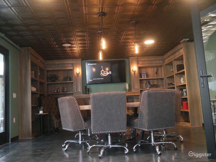 Unique Library Meeting Room - Vista, CA Photo 2