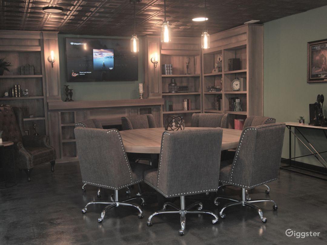 Unique Library Meeting Room - Vista, CA Photo 1