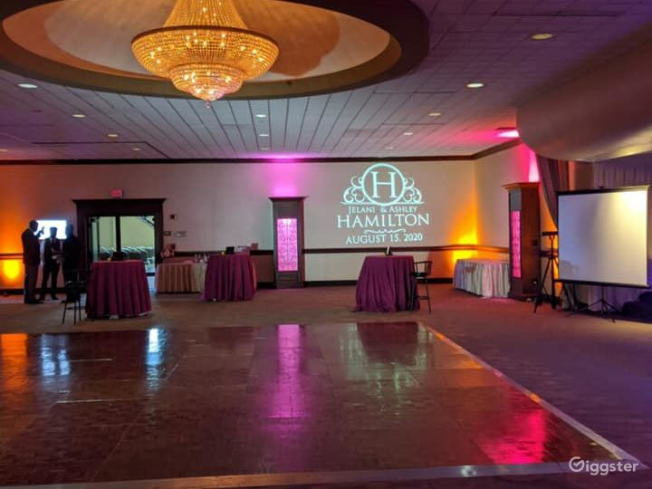 Ideal Grand Ballroom in Ohio Photo 3