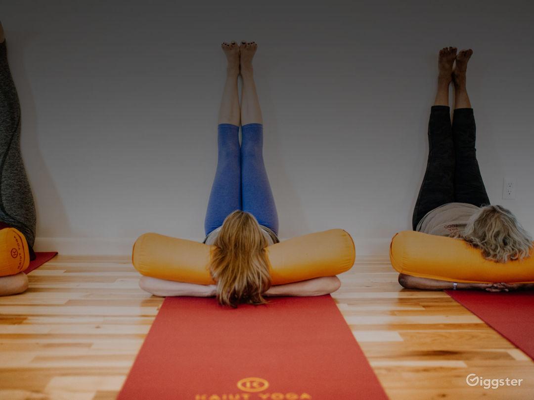 Transformative Yoga Studio in Boulder, CO Photo 1