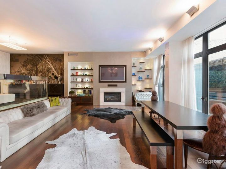 Upscale NYC townhouse: Location 5105 Photo 2