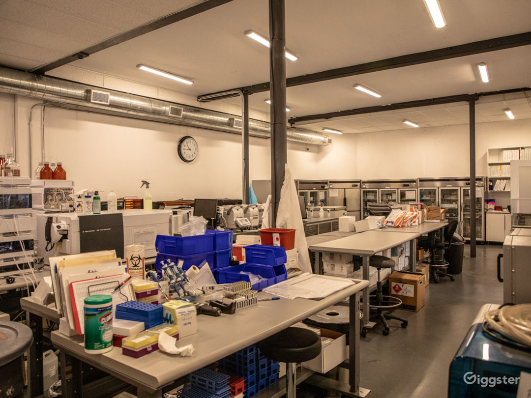 Industrial Laboratory on Larchmont Photo 1