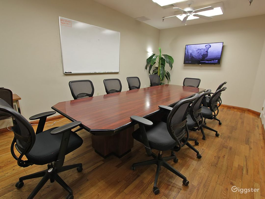 Meeting room available for rental
