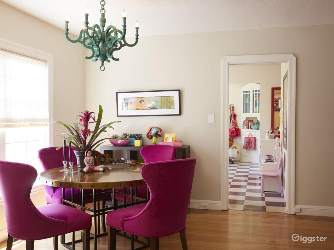 Bright Colorful Spanish Revival Photo 1