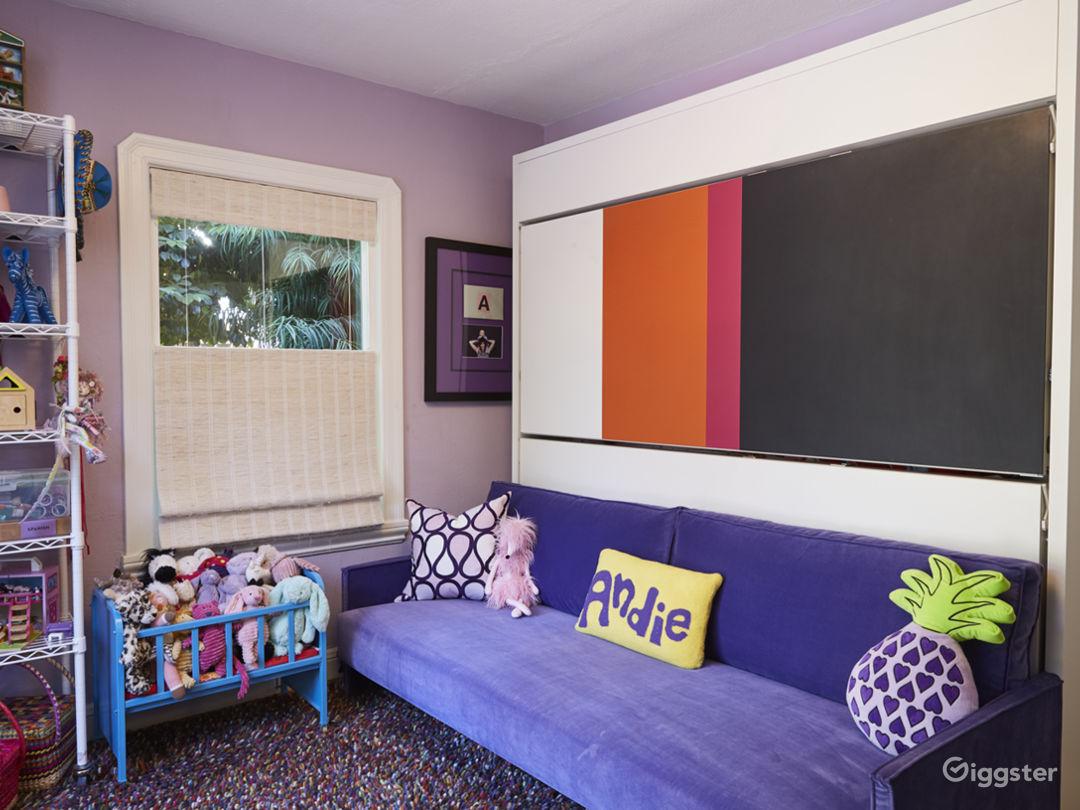 Bright Colorful Spanish Revival Photo 5