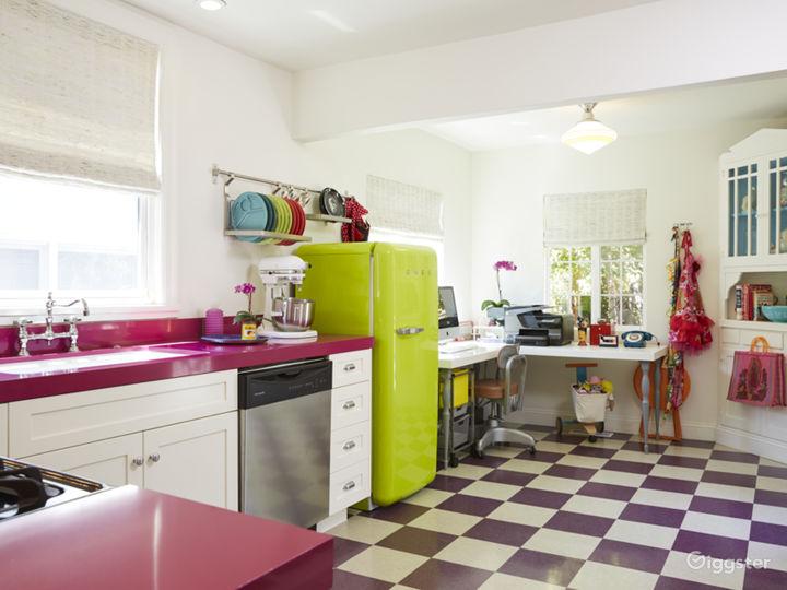 Bright Colorful Spanish Revival Photo 3