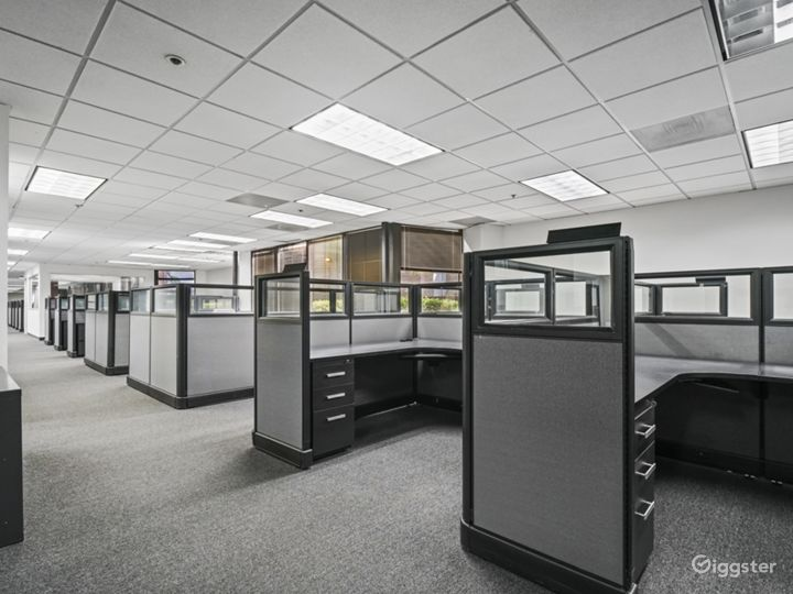 Cubicles Space 1
