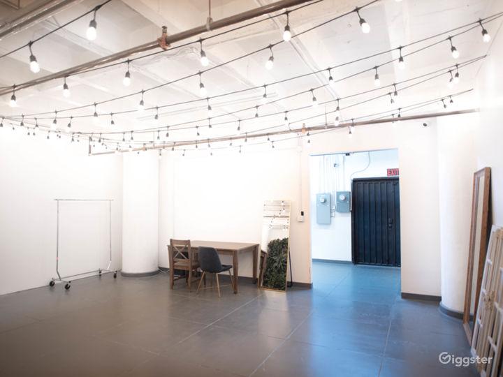 DTLA Boho Ivy Wall Studio with Mirrors 700sf Photo 3