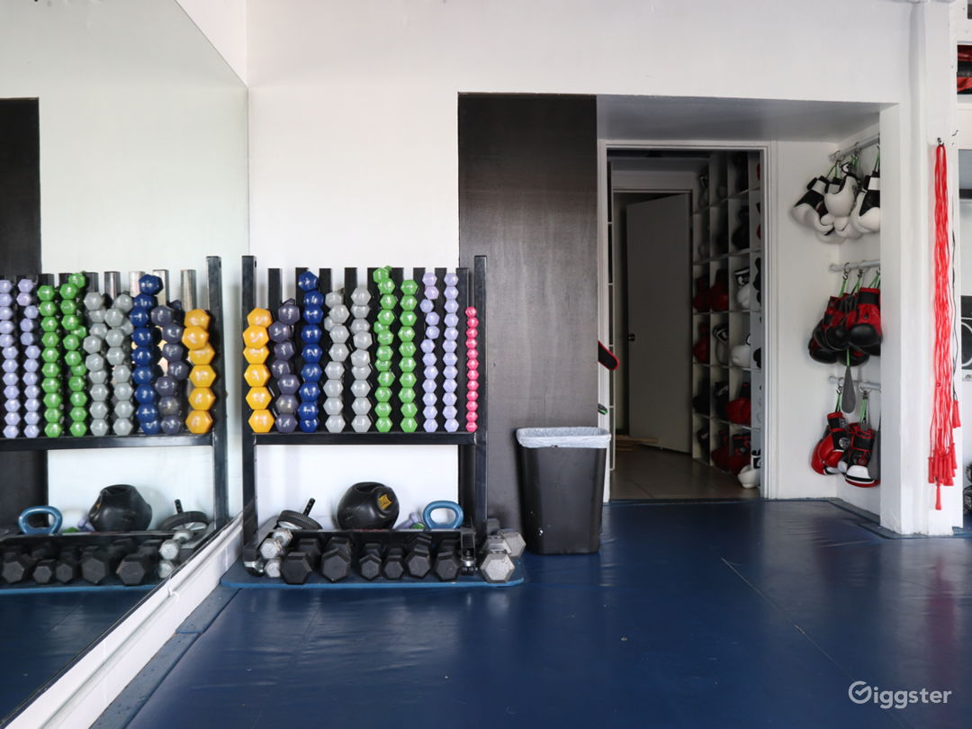 Authentic Boxing Gym Photo 4